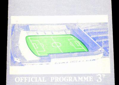 Bolton Wanderers v Manchester City 10.11.1962