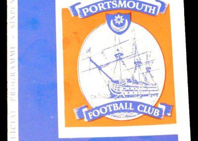 Portsmouth v Middlesbrough 28.11.1964