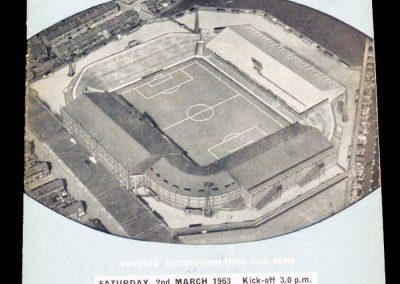 Birmingham City v Manchester City 02.03.1963