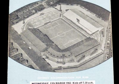 Bury v Manchester City 13.03.1963 | FA Cup 4th Round