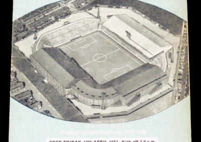 Nottingham Forest v Manchester City 12.04.1963