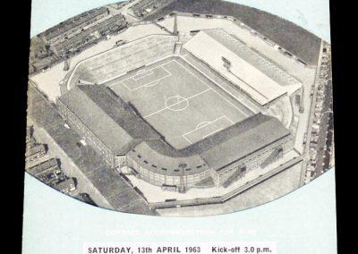 Bolton Wanderers v Manchester City 13.04.1963