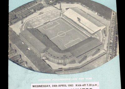 Sheffield United v Manchester City 24.04.1963