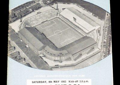 Blackpool v Manchester City 04.05.1963