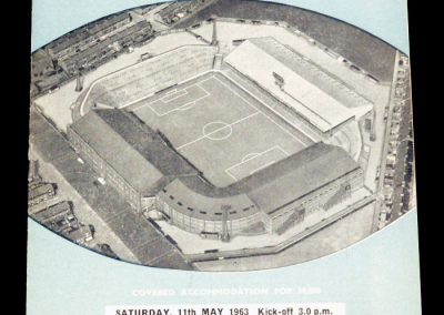Tottenham Hotspur v Manchester City 11.05.1963