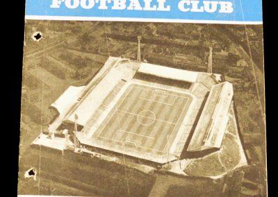 Birmingham City v Manchester United 10.05.1963