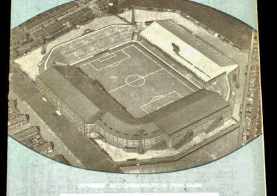 Newcastle United v Manchester City 28.11.1959