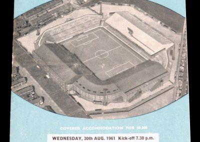 Fulham v Manchester City 30.08.1961