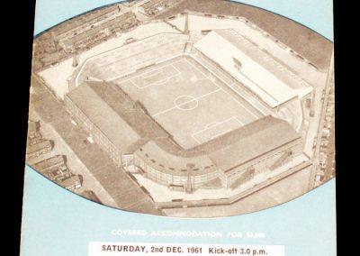Blackpool v Manchester City 02.12.1961
