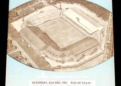 Ipswich Town v Manchester City 23.12.1961