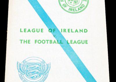 Ireland v England 22.09.1954