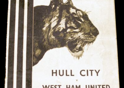Hull City v West Ham United 13.0901954