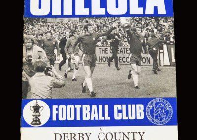 Chelsea v Derby 15.08.1970