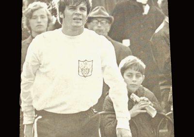 Chelsea v Fulham 12.10.1970 - Stan Brown Testimonial