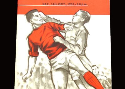 Middlesbrough v Plymouth 14.10.1967