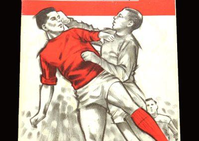 Middlesbrough v Rotherham 11.11.1967