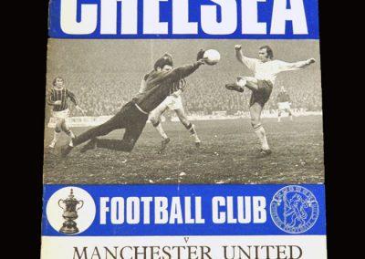 Chelsea v Man Utd 09.01.1971