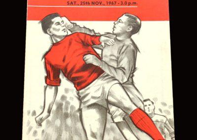 Middlesbrough v Preston 25.11.1967