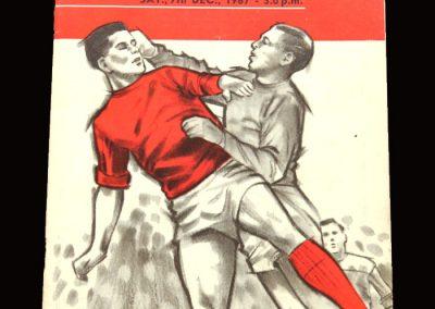 Middlesbrough v Crystal Palace 09.12.1967
