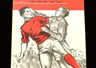 Middlesbrough v Hull 27.01.1968 - FA Cup 3rd Round