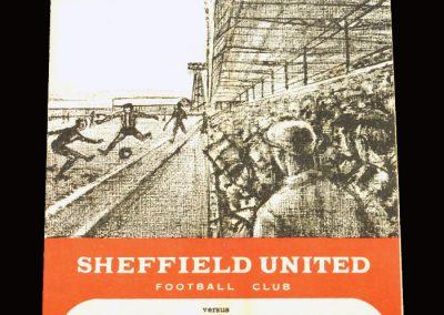 Sheff Utd v Man City 11.11.1961
