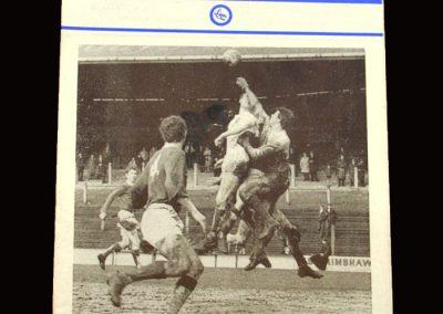 Middlesbrough v Cardiff 03.05.1966 (Relegated)
