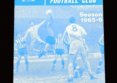 Shrewsbury v Reading 20.05.1966