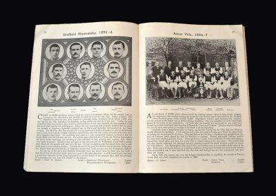 Aston Villa 1896-97 Team Photo