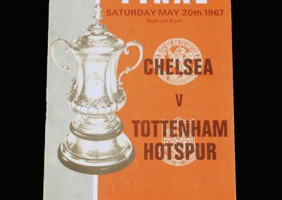 Spurs v Chelsea 20.05.1967 - FA Cup Final