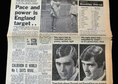 Newspaper Articles 1966