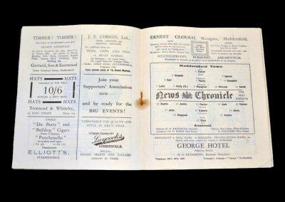 Huddersfield v Arsenal 27.02.1932 - FA Cup 6th Round