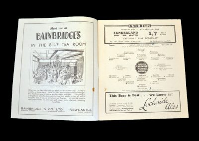 Newcastle v Arsenal 15.02.1936 - FA Cup 5th Round