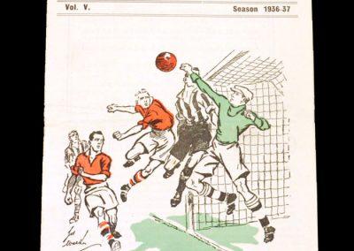 Charlton v Arsenal 17.10.1936