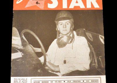 Speedway Star Magazine 03.04.1955