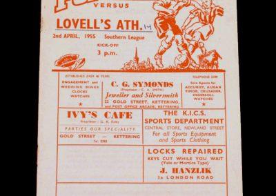 Kettering v Lovells 02.04.1955