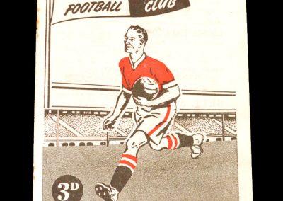 Doncaster v Brentford 28.08.1958