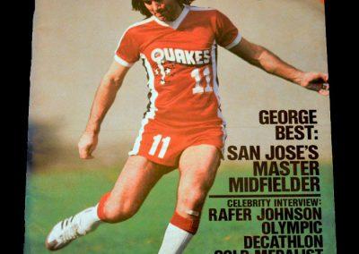 Edmonton v Portland 12.05.1981 (Best on cover)