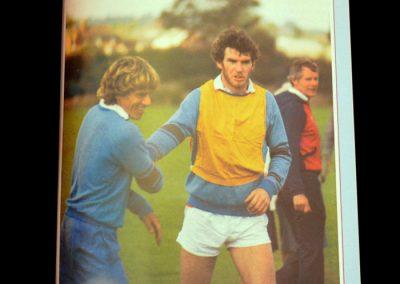 Aston Villa v Dynamo Berlin 04.11.1981 - 2nd Round 2nd Leg (0-1) Villa through on away goals