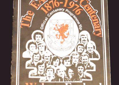 Wales v England 24.03.1976