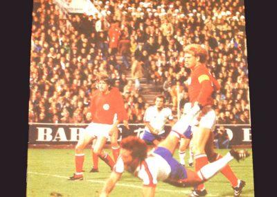 England v Denmark 12.09.1979