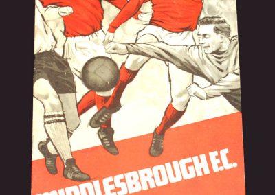 Middlesbrough v Crystal Palace 20.08.1968