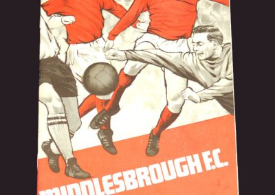 Middlesbrough v Birmingham 14.09.1968
