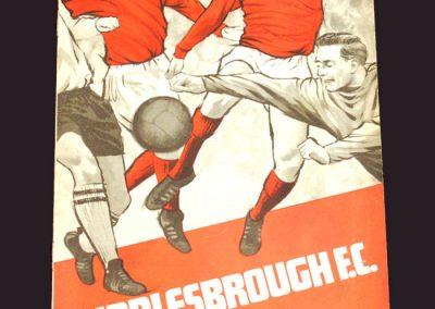 Middlesbrough v Derby 05.10.1968