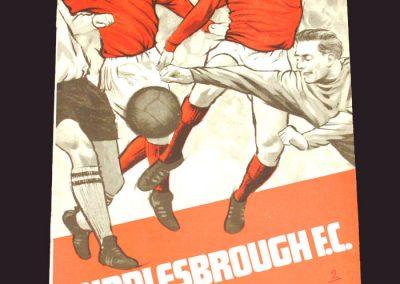 Middlesbrough v Fulham 19.10.1968