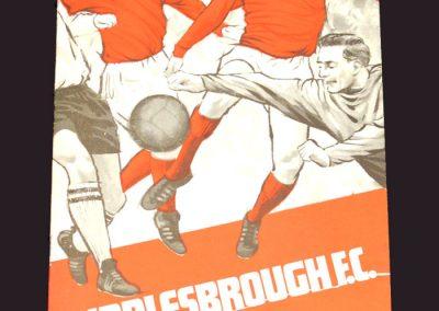 Middlesbrough v Bristol City 03.12.1968