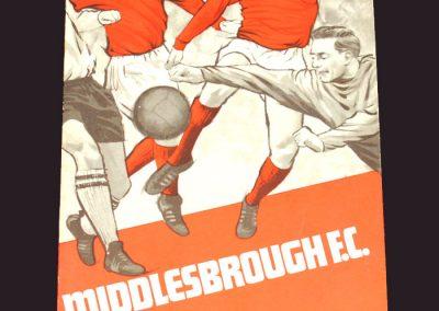 Middlesbrough v Sheff Utd 28.01.1969