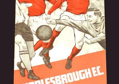 Middlesbrough v Hull 22.03.1969