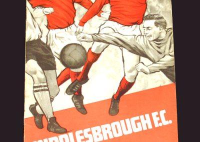 Middlesbrough v Cardiff 29.03.1969