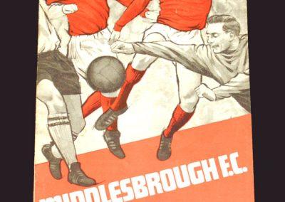 Middlesbrough v Norwich 08.04.1969