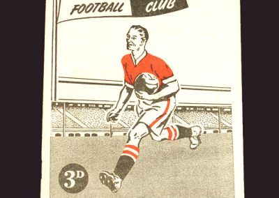 Doncaster Rovers v Reading 24.02.1959